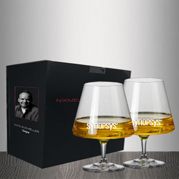 NM1006-2 - Metropolitan Brandy - Set of 2
