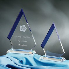 "11"" Marmont Crystal Award"