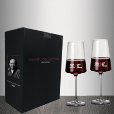 Metropolitan Red Wine Glass-Set of 2