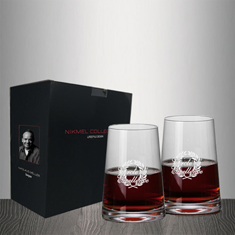 Metropolitan Stemless Red Wine-Set of 2